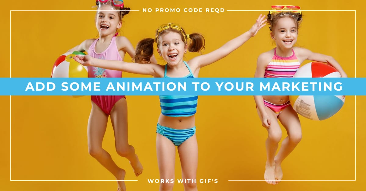 Animated GIF's in marketing