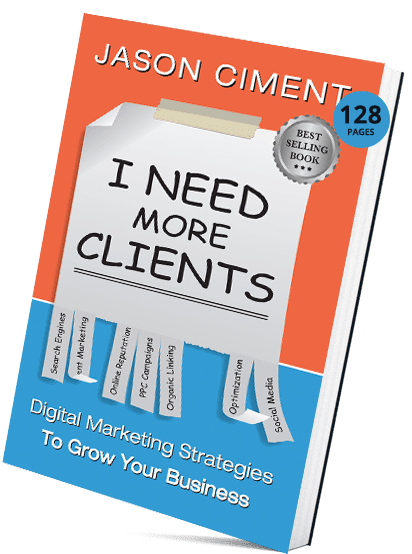 I need more client book image