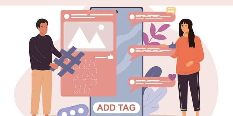 GV explains social media marketing hashtags