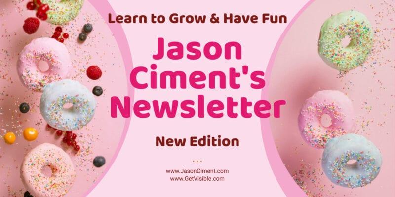 Jason Newsletter new Edition