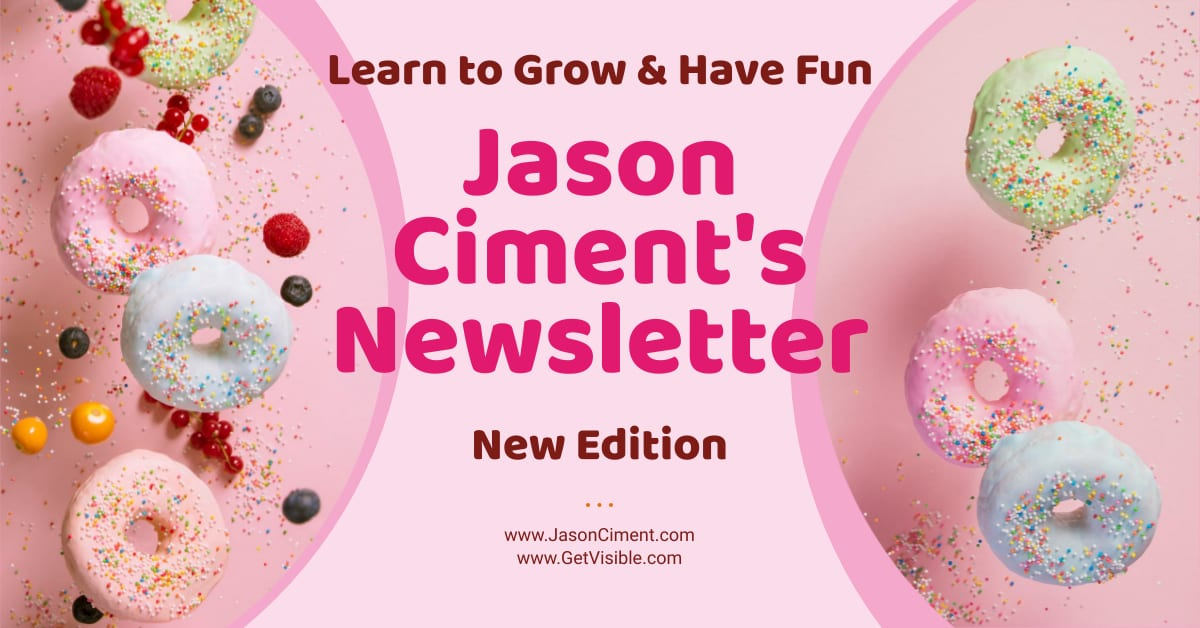 Jason Newsletter new Edition